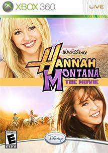 Walt Disney Pictures Presents Hannah Montana The Movie - Xbox 360