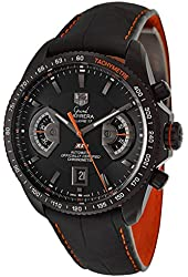 Tag Heuer Grand Carrera Men's Chronograph Watch - CAV518K.FC6268