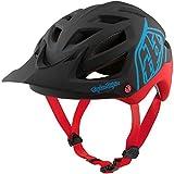 Troy Lee Designs A1 MIPS Helmet Classic Black/Red, XL/XXL