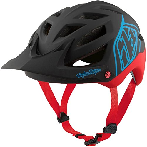 Troy Lee Designs A1 MIPS Helmet Classic Black/Red, XL/XXL by Troy Lee Designs