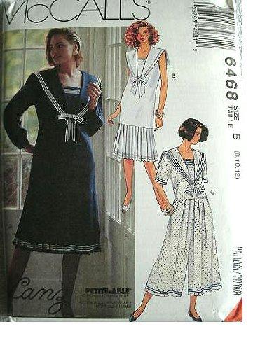 Vintage Pattern Sailor - 1