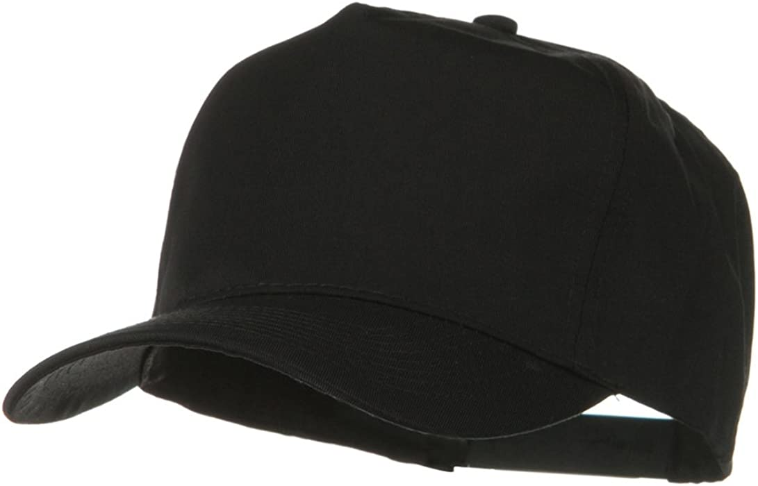 Solid Cotton Twill Pro Style Golf Cap - Black at Amazon Men s Clothing  store  Baseball Caps 9e20396b160