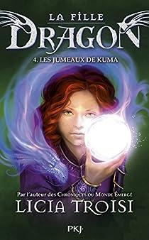 La fille dragon, tome 4 : Les jumeaux de Kuma par Troisi