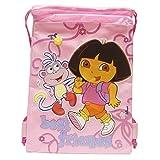 Dora Drawstring Bag – Pink For Sale