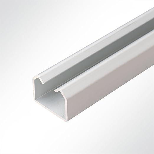 Lysel Carril de Aluminio, 25 x 19 mm: Amazon.es: Juguetes y juegos