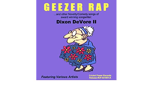 Geezer Rap