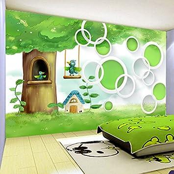 Leegt 3D Tapete Wallpaper Mural Custom 3D Wandbild Tapeten ...