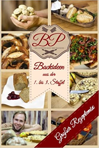 BakingProcess: Backideen aus der 1. bis 3. Staffel: Rezepte für Kuchen, Sauerteig, Brot und Plätzchen mit Videos einfach und zum nachmachen erklärt: Volume 4 (Rezepte von BakingProcess)