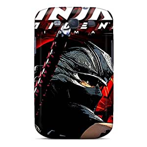 XLG4002FhHU CheapCases Ninja Gaiden Feeling Galaxy S3 On Your Style Birthday Gift Cover Case