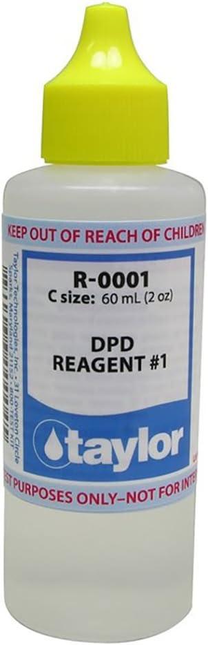 TAYLOR TECHNOLOGIES INC R-0001-C REAGENT #1 DPD 2 OZ