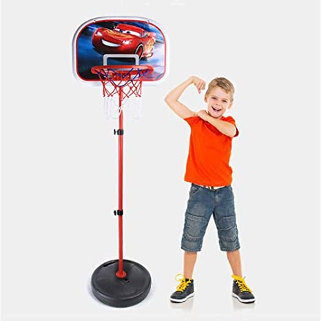 SUON 2 En 1 Canasta De Baloncesto Altura Ajustable 80-160 cm con ...