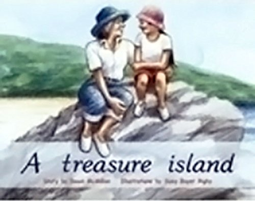 Rigby PM Plus: Individual Student Edition Blue (Levels 9-11) A Treasure Island Text fb2 ebook