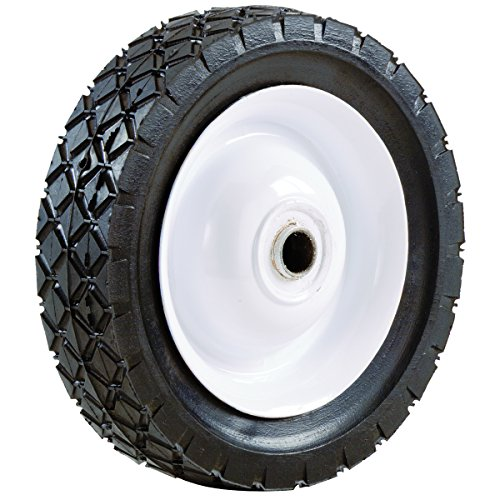 Shepherd 9594 Semi Pneumatic Diamond Tread Replacement Wheels