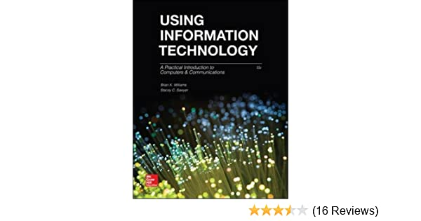 Using Information Technology Williams Sawyer Pdf