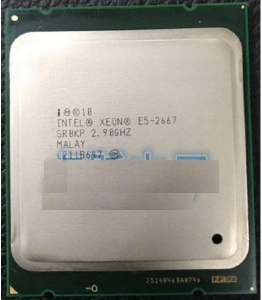 Original Intel Xeon E5 2667 2.9GHz 6-cores 15M 8GT//s LGA2011 130W Server Processor SR0KP Processor CPU