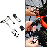 Bicycle Repair Tools Kit Set 4 In 1 Mountain Bike Bicycle Chain Breaker Tool Crank Puller Bottom Bracket Remover Repair Tool