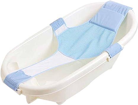 Infant Newborn Toddler Tub Sling Baby Bath Seat Shower Bathing Nursery Safety US