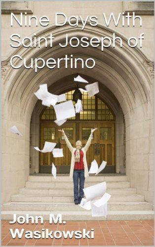 Nine Days With Saint Joseph of Cupertino