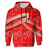 BINGGOO Love Wedding Novelty Hoodie First Quality Digital Print Sweatshirt