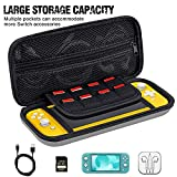 LYCEBELL Carrying Case for Nintendo Switch Lite