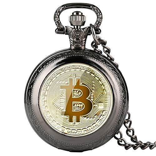 MaxSaleShop Bitcoin Coin Set 2019, Gold Plated Casascius Bitcoin BTC - Bitcoin Token, Bitcoin in Mining Contracts, Physical Bit Coin, BTC Coin, BTC Bitcoin, Physical Litecoin, Bitcoin Coin