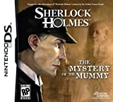 Sherlock Holmes: The Mystery Of The Mummy - Nintendo DS