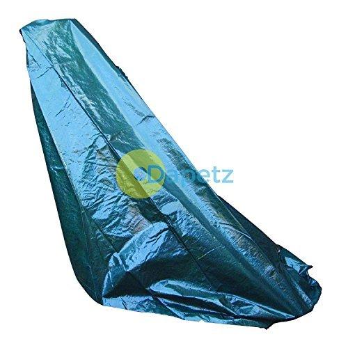 Dapetz ® Universal Waterproof Lawn Mower 1000 x 970 x 500mm Rain Gardening Weather Cover Lawnmower Water Proof Cover