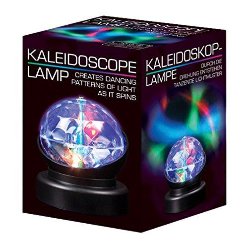 Kaleidoscope Projector Lamp Rotating desktop Disco/Night light Tobar 20588
