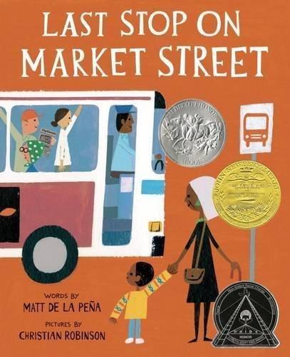 Last Stop on Market Street by Matt De La Pe? (2015-01-08)