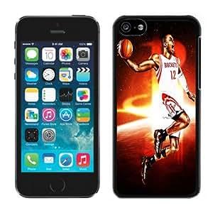 MMZ DIY PHONE CASEhouston rockets howard 02 Black Hard Plastic ipod touch 4 Phone Cover Case
