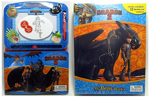 How to Train your Dragon / Magnetic Drawing - Magnetic Kit Drawing