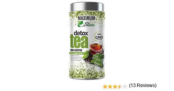 Maximum Slim Detox Tea de Best Premium Slim Ming Tea on Amazon ...