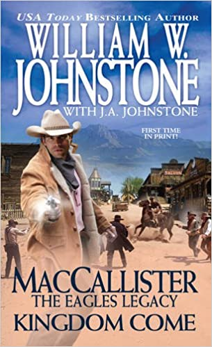Image result for kingdom come by william johnstone