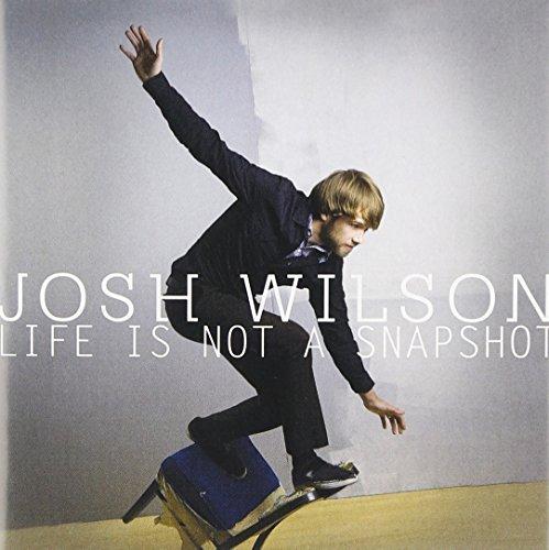Josh Wilson Album Cover