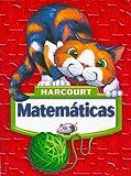 Harcourt School Publishers Matematicas, Harcourt School Publishers Staff, 015341104X