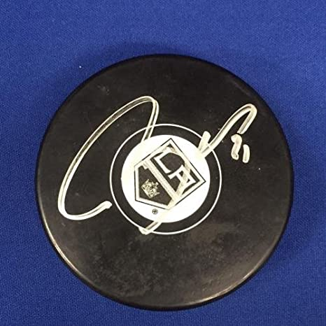 0a786365ed0 Autographed Jordan Nolan Puck - Y95424 - PSA/DNA Certified - Autographed  NHL Pucks at Amazon's Sports Collectibles Store
