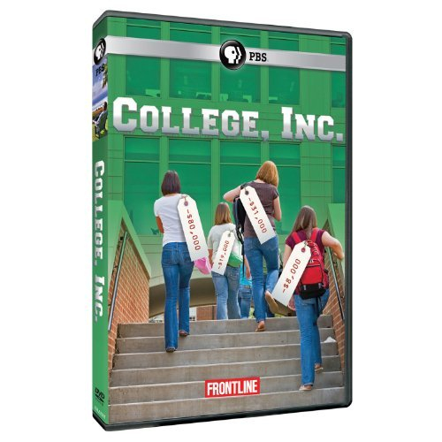 Frontline: College Inc [DVD] [Region 1] [US Import] [NTSC] by
