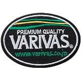 VARIVAS(バリバス) エンブレム楕円VAAC-14ブラック