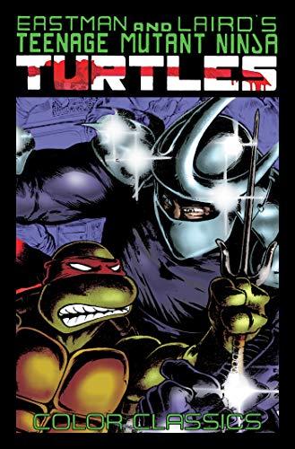 Ninja Turtle Colors (Teenage Mutant Ninja Turtles Color Classics, Vol. 2 (TMNT Color)