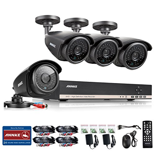 Annke Security 1280TVL Weatherproof Cameras