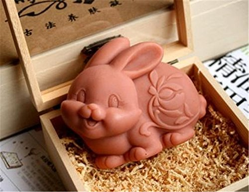 old for Soap,Rabbit (Half Pillar Candle)