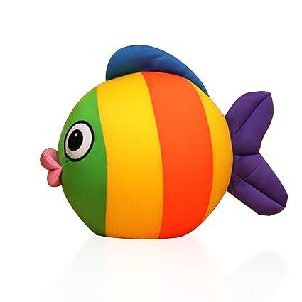 """Amazon.com: Wukong 15.6"""" Colorful pescado partículas ..."""