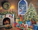 White Mountain Puzzles Twas the Night Before Christmas