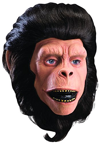 [Rubie's Costume Men's Classic Planet Of The Apes Adult Overhead Cornelius Mask, Multi, One Size] (Planet Of The Apes Costumes)