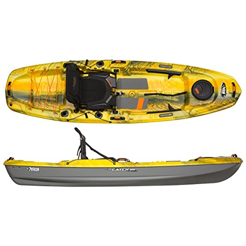 Pelican Catch 100 Kayak - Halo-Magnetic ()