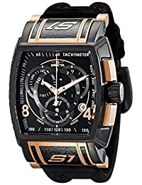 Invicta Men's 12784 S1 Rally Analog Display Swiss Quartz Black Watch