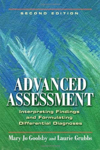 Advanced Assessment: Interpreting Findings and Formulating Differential Diagnoses Pdf