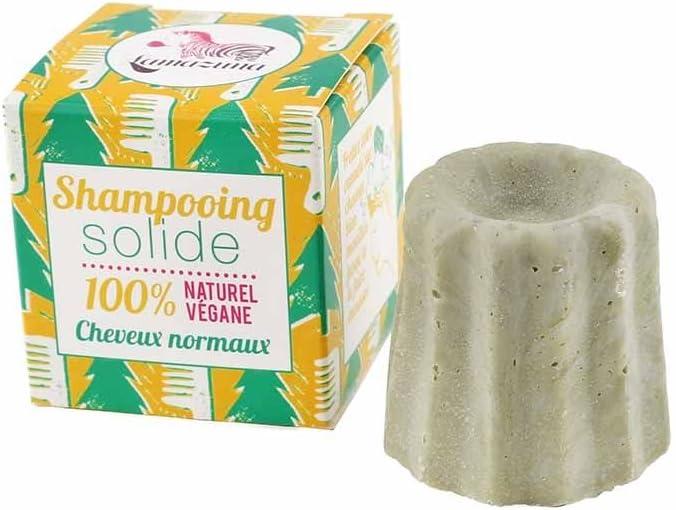 Lamazuna, Shampoo – 55 g, Beige