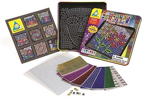Free Orb Factory Magnetic Mosaics Metal Jr.