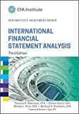 img - for International Financial Statement Analysis (CFA Institute Investment Series) 3rd edition by Robinson, Thomas R., Henry, Elaine, Pirie, Wendy L., Broihah (2015) Hardcover book / textbook / text book